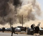 ليبيا في حالة حرب