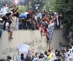 محتجين غاضبين على الفيلم المسيء للإسلام  القاهرة