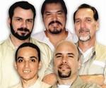 الكوبيين الخمسة