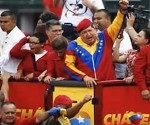 تشافيز الرئيس الفنزويلي