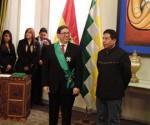 Bruno Bolivia condecoración