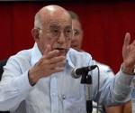 CUBA-VILLA CLARA-PRESIDE  MACHADO VENTURA ASAMBLEA PROVINCIAL DE LA UJC