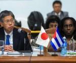 LA HABANA-ENCUENTRO BILATERAL ENTRE EMPRESARIOS DE CUBA Y JAPÓN