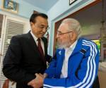 Fidel y China