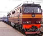 Locomotora rusa