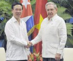 Raul y Vietnam