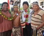Bolivia Evo Pueblos indigenas