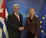 Diaz-Canel Union Europea