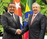 Raul y presidente etiopia
